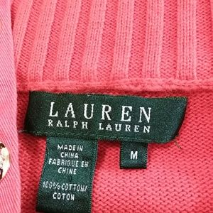 Ralph Lauren Sweaters - Ralph Lauren Cotton Sweater, Med.